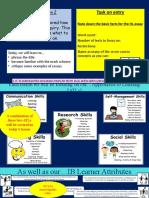 The HL essay - lesson 2