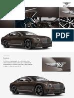 Bentley-Brochure