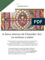 Outsider Art_ A lista quente _ Christie's.pdf