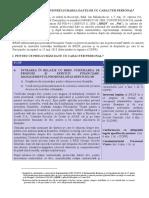 Nota de informare BRDF - NON AUTO V4 08 2019
