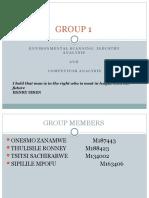 GROUP 1 ENVIRONMENTAL ANALYSIS.pptx
