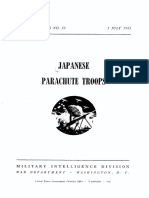 SS No. 32, Japanese Parachute Troops