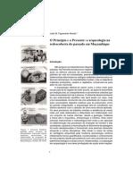 arqueologia mocambicana