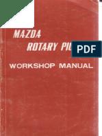 Mazda Rotary Pick Up  workshop manual