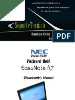 30 Service Manual - Packard Bell -Easynote a7 Versa s940