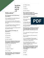 past test sst general fpsc pedagogy