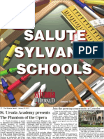 11 Salute Sylvania Schools