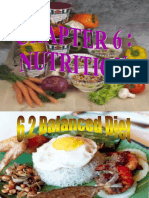 6.2 - Concept of Balanced Diet