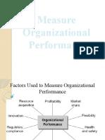 Measure Organizational Performance TM10.pptx