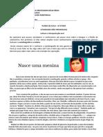 Autobiografia Malala.