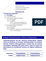 Kapitel 3.1 - Kapitel 3.3 Aufgabenanalyse  Prozessuale Aufgabensythese