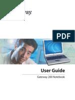 Gateway 200ARC Manual
