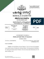 Kerala COVID-19  Rules