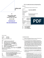 TNC X Manual