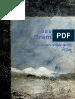 Goran Stockenstrom - Strindberg's Dramaturgy-University of Minnesota Press