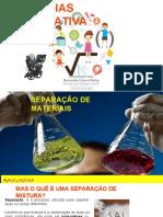 SEPARAÇÃO DE MISTURAS.ppt