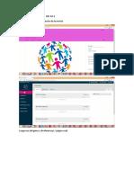 Crear páginas estáticas en OJS 3