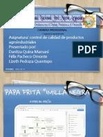 Diseño de Producto EPIA