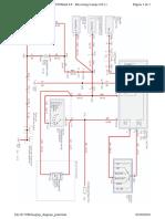 diagrama electrico de la lampara de reversa de ford FX4 doble cabina