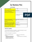 Business Plan Template[1]