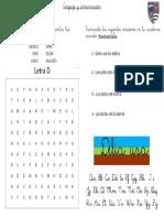 29.05 - Letra D