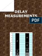 9+-+Delay+Measurement