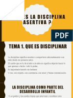 Disciplina asertiva