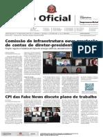 Diário oficial - Fake news