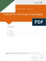 Unidad 5-Importancia del embalaje y empaque