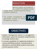 student mangement system ppt771