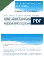TRABAJO DERECHOS Y DEBERES DE LA PH