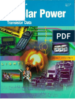Bipolar Power Transistor Data [MOTOROLA]