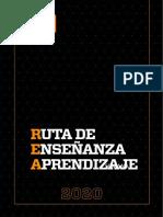 RUTA DE ENSEÑANZA