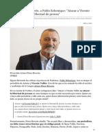 20minutos.es-Arturo Pérez-Reverte a Pablo Echenique Atacar a Vicente Vallés es atacar la libertad de prensa