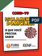 ISOLAMENTO DOMICILIAR COVID19 ENF-FURG