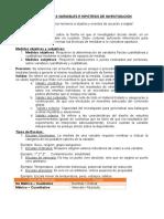 Metodologia de la Investigacion Cientifica Resumen