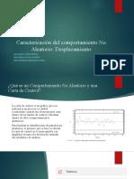 Caracterización del comportamiento No Aleatorio.pptx