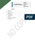 Procedimiento de seleccion y vinculacion 1