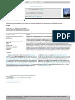 Evaluación de las propiedades mecánicas en el suelo limoso reciclado estabilizado con lignina como material de relleno de base.en.es