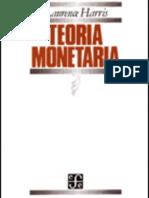 Teoria Monetaria - Laurence Harris.pdf