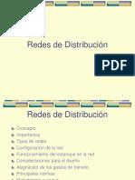 8 Redes de Distribución