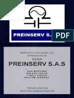 CARTILLA PREINSERV