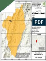 Mapa de Cuenca del Rio Salinero