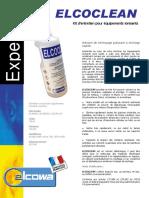 Documentation-ELCOCLEAN