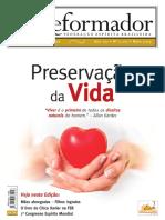 O Reformador - PRESERVAÇÃO DA VIDA - 05/2013
