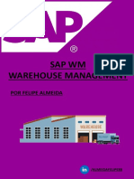 TREINAMENTO SAP WM - WAREHOUSE MANAGEMENT