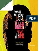 O mundo no black power de Tayó by Oliveira Kiusam