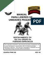 Manual Pequeñas Unidades
