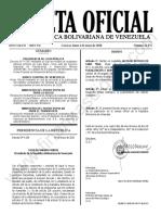 Gaceta-Oficial-41871-Sumario y Aviso BCV Estudio Comparativo Tarjetas