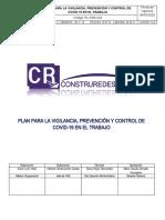 Plan para la vigilancia_prevención y control del COVID-19_CTR_Rev01_Sede Norte.docx